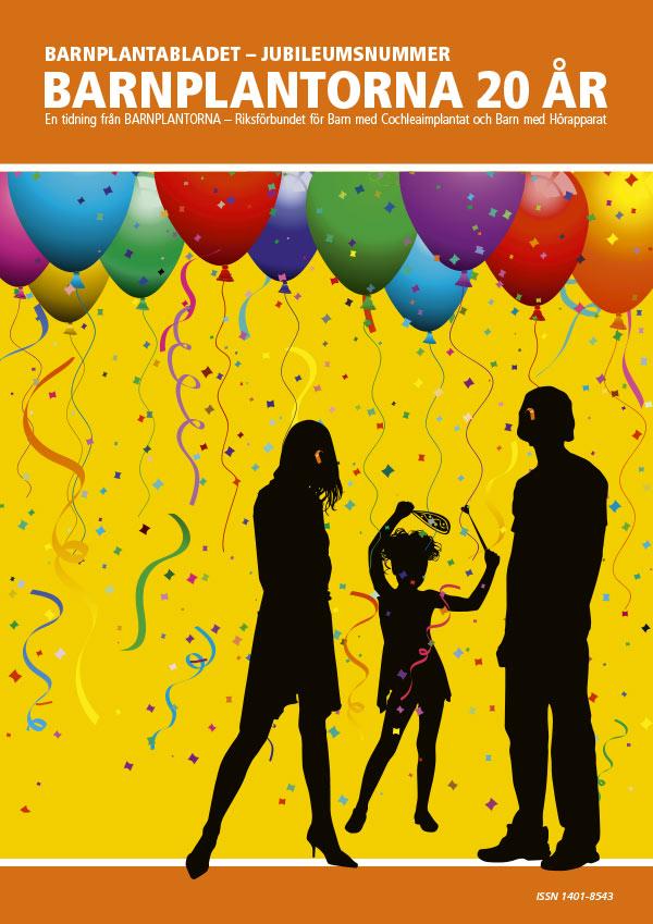 Barnplantabladet - Jubileumsnummer 2015