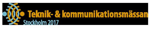 Teknik- och Kommunikationsmässan Stockholm 2017