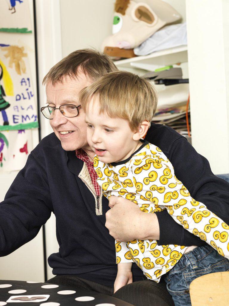 Hans Rosling (Foto: Karim Hatoum)