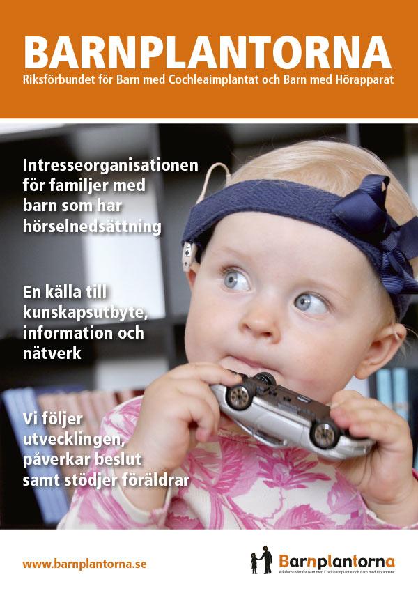 Barnplantorna Infofolder 2015