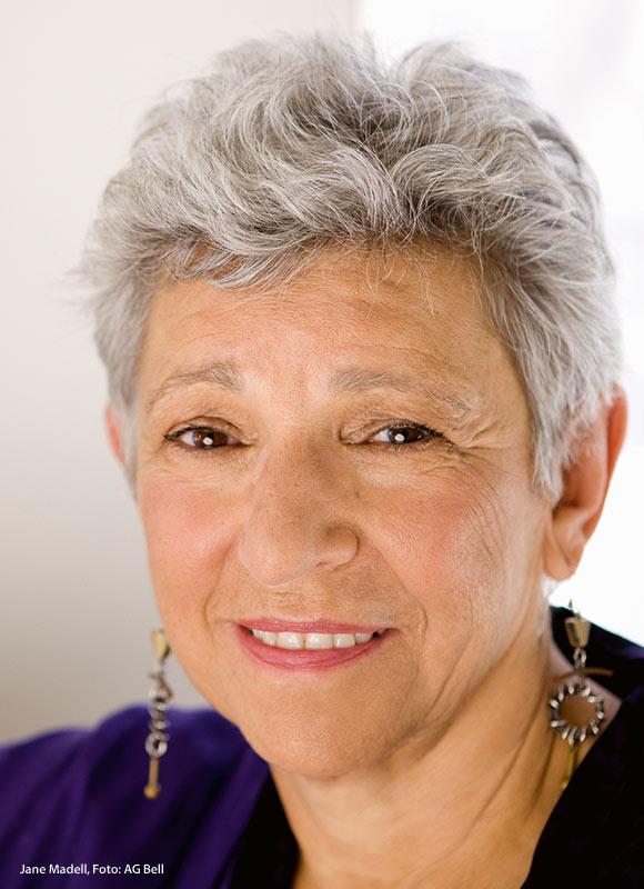 Jane Madell, Foto: AG Bell