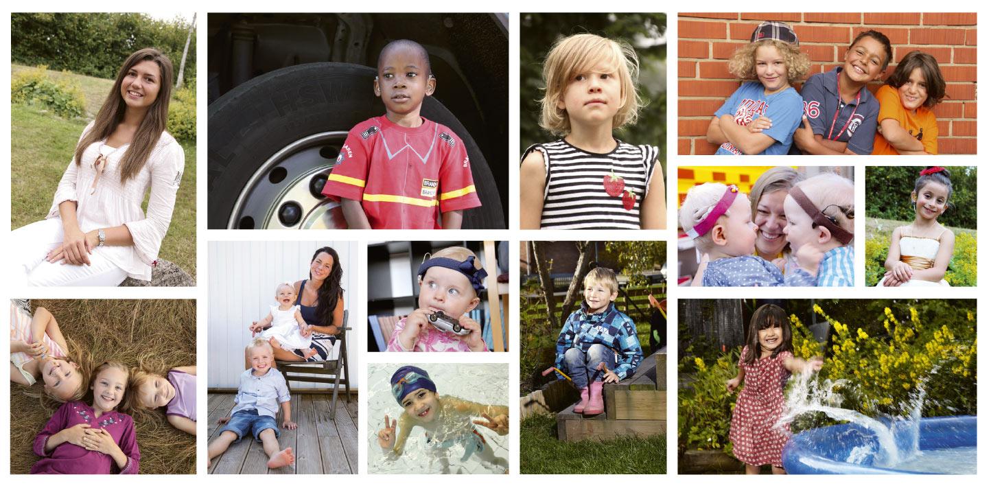 Bilder från Barnplantabladet, jubileumsnumret.